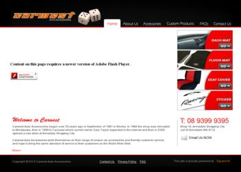 Carwest is the leading auto accessories supplier in Western Australia.