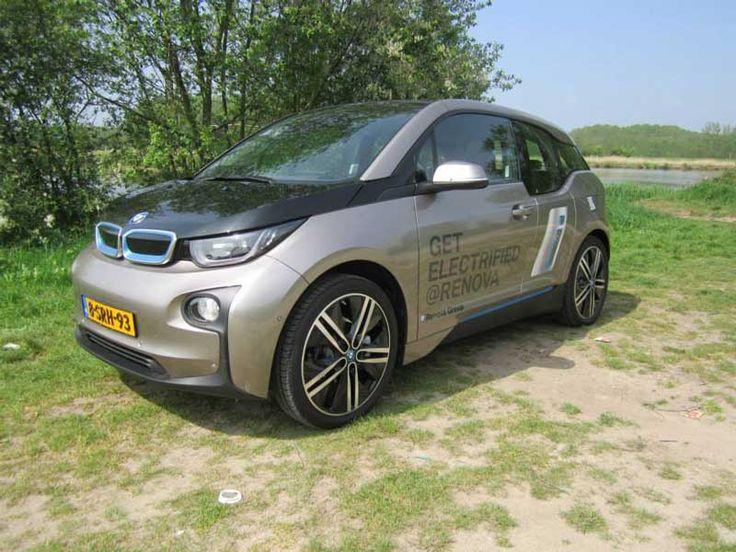 BMW i3 is Belgische Clean City Car of the Year 2014 - http://www.driving-dutchman.com/bmw-i3-is-belgische-clean-city-car-of-the-year-2014/