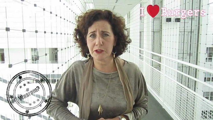 I love burgers - 3e Nationaal congres burgerparticipatie