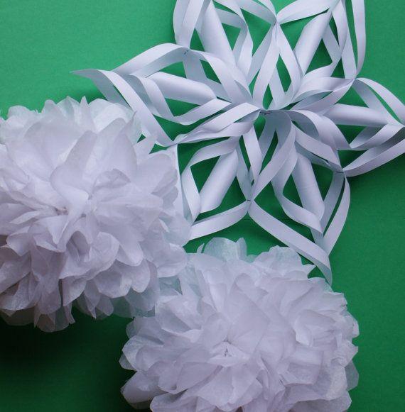 Christmas Decorations Snowflakes