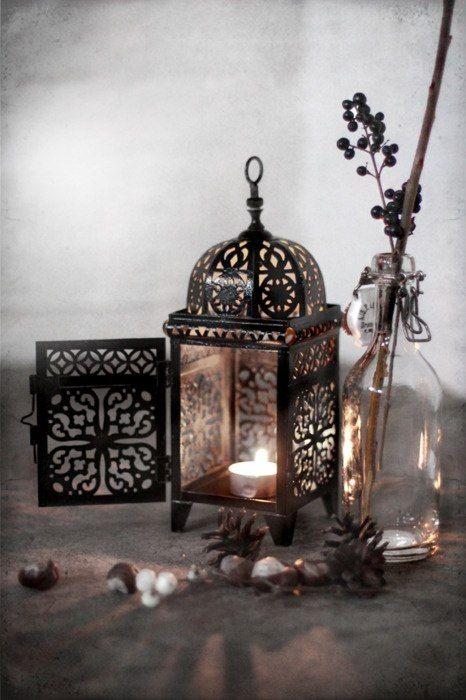 Винтажные фонари | Специалист по дизайну и декору