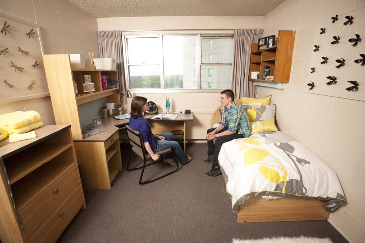 Here S A Lister Hall Single Room Use Your Imagination To