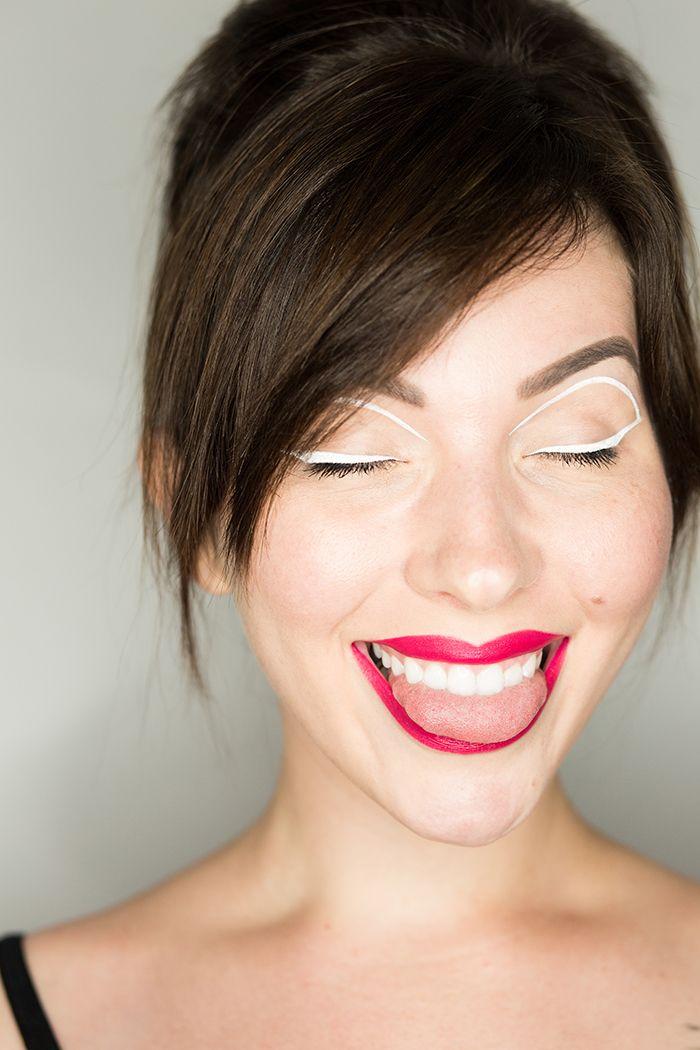 best 25 different eyeliner styles ideas on pinterest