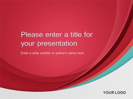 Presentation templates