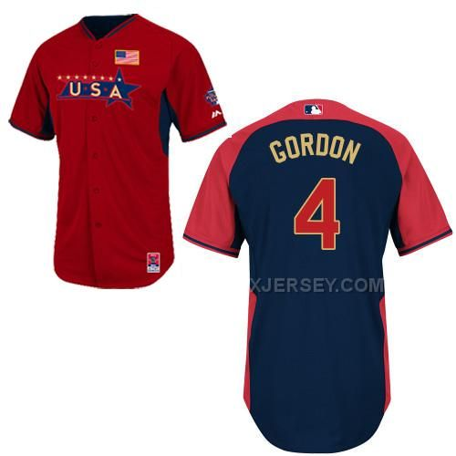 http://www.xjersey.com/usa-4-gordon-red-2014-future-stars-bp-jerseys.html Only$36.00 USA 4 GORDON RED 2014 FUTURE STARS BP JERSEYS Free Shipping!