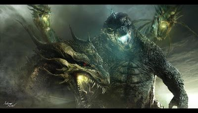 UNIVERSO PARALLELO: Sequel Godzilla prossimamente: con Mothra, Rodan e...