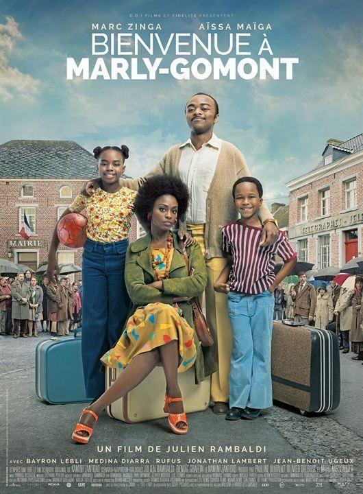 Bienvenue à Marly-Gomont _  2016 _ Julien Rambaldi