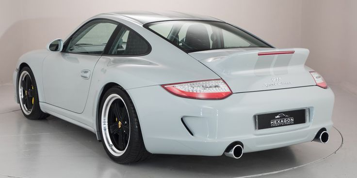 This 80 Mile 911 Sport Classic Is What Dreams Are Made Of
