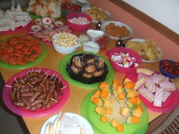 Guilty Pleasures Kitsch Party Food