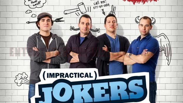 The Tenderloins are planning to shoot a Jackass-style Impractical Jokers movie in August 2016...