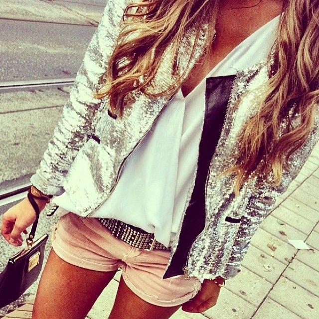 sparkle jacket!! love!!