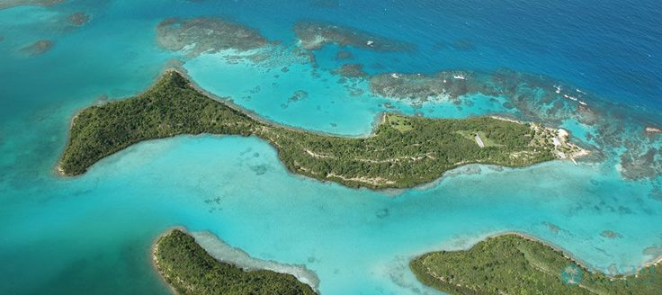Pelican Island, Caribbean, Antigua