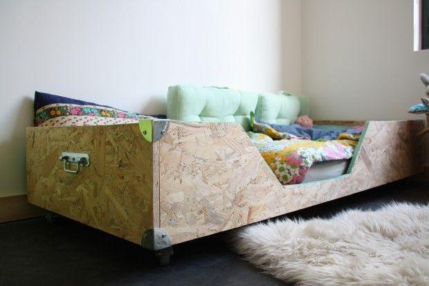 11 idées d'aménagement & mobilier déco en OSB