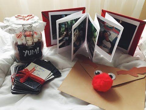 Simple Gift Idea for Boyfriend/Girlfriend- Photo Chain | Sunny DIY - YouTube