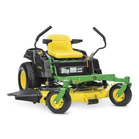 John Deere Z525e 22-Hp V-Twin Dual Hydrostatic 54-In Zero-Turn Lawn Mo