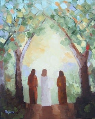 ILLUMINATIONS: The Emmaus Road