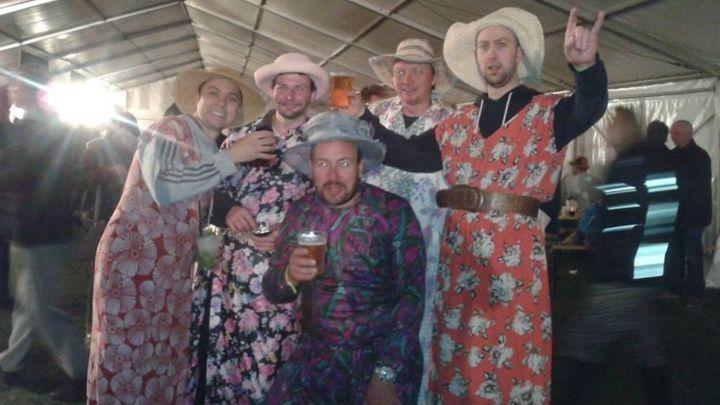 Dan Robinson & The Zufflers