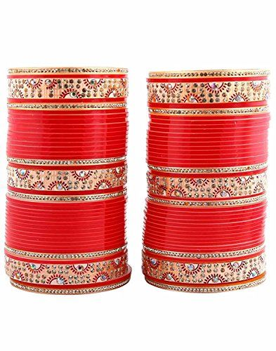 Indian Bollywood Elegant Golden Red Color Punjabi Bridal ... https://www.amazon.com/dp/B06Y64C67F/ref=cm_sw_r_pi_dp_x_svk-ybJ5ZARC5