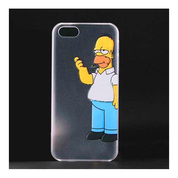 iphone 7 carcasa homer