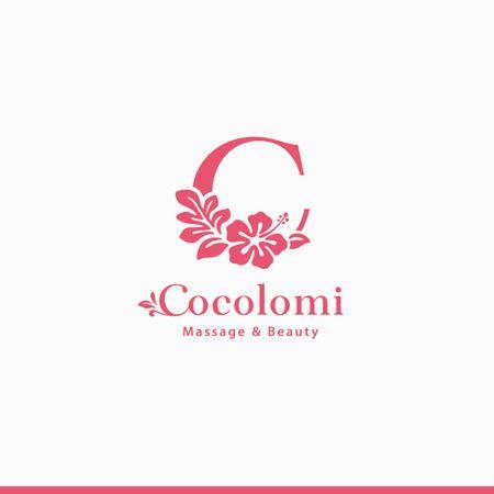 J-wonderさんの提案 - ハワイで新規OPENするリラクゼーションサロン【Cocolomi】のロゴ   クラウドソーシング「ランサーズ」