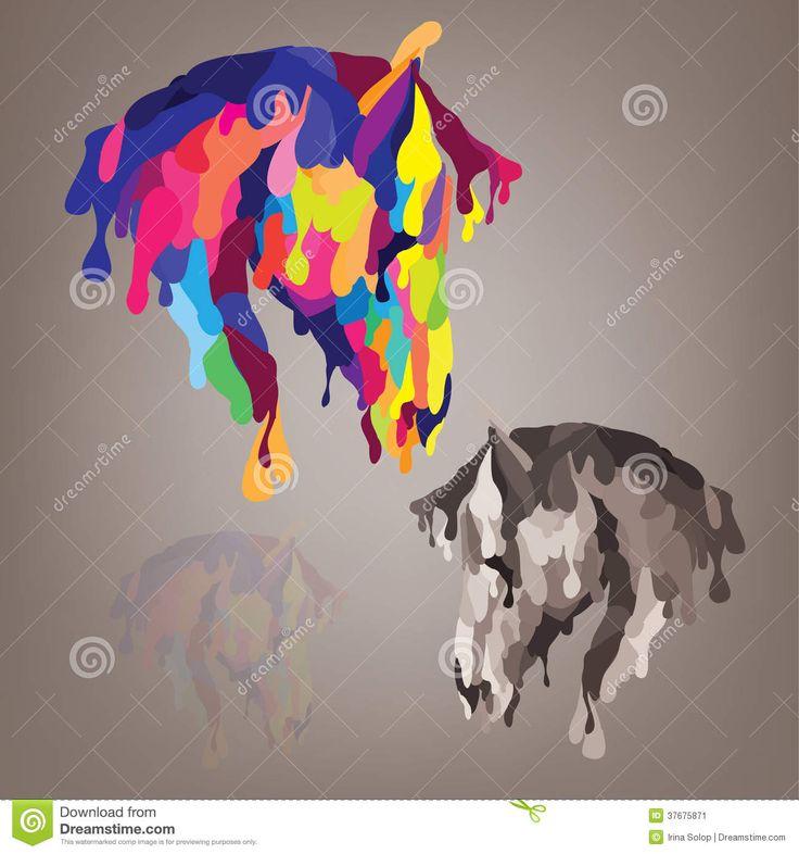 caballos animados de colores - Buscar con Google