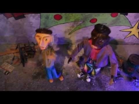 Claystation presenterar: Tip tap rap med The Jacko Family