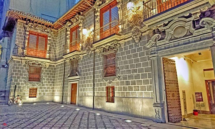 Palacio de la Madraza de Granada