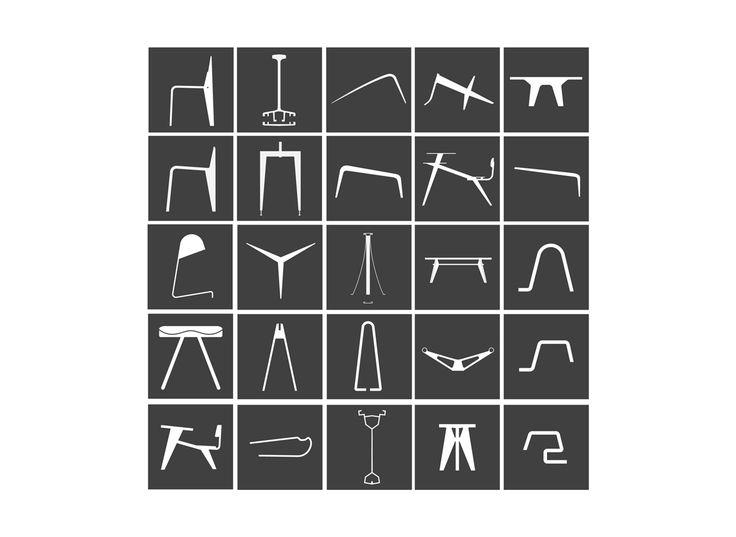 Histoire de Design Chaise Métropole n°305 Jean Prouvé 1934