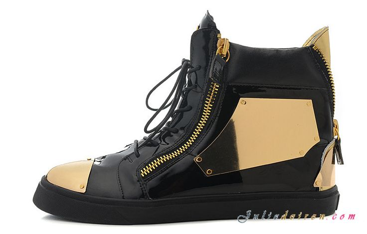 Reebok Men S Black High Top Velcro Shoes E