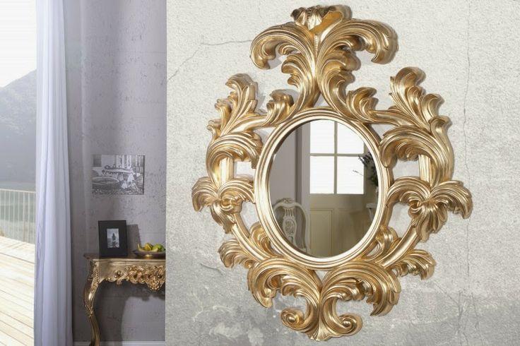 Luxusný nábytok REACTION: Závesné zrkadlá na stenu