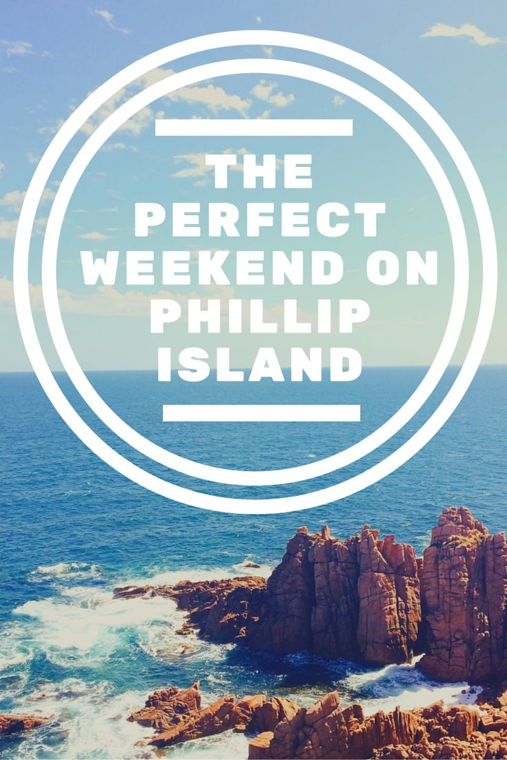 The perfect overnight trip to Philip Island