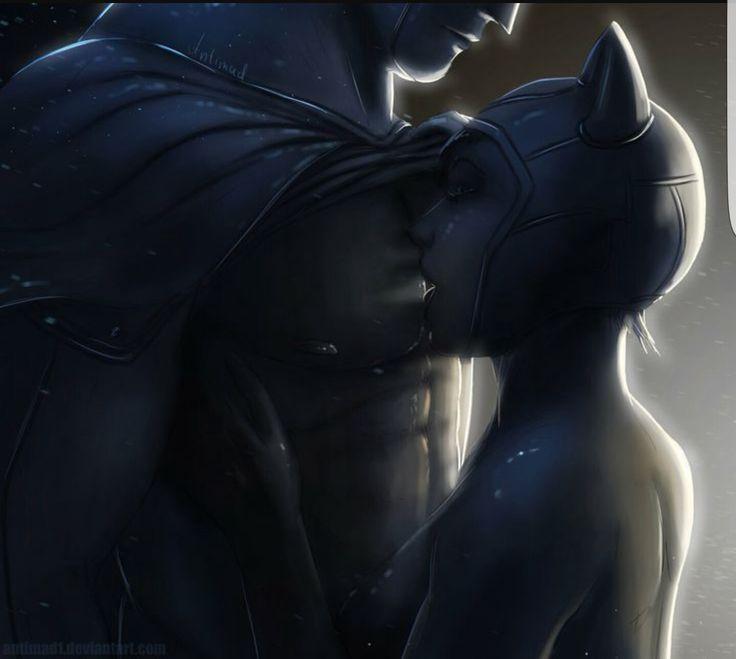 Batman x catwoman