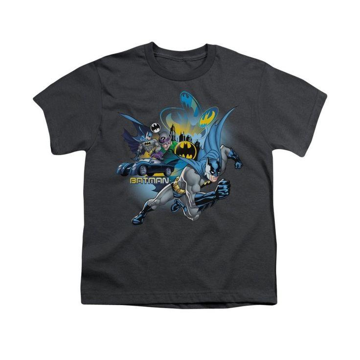Batman - Riddler Call of Duty Youth T-Shirt