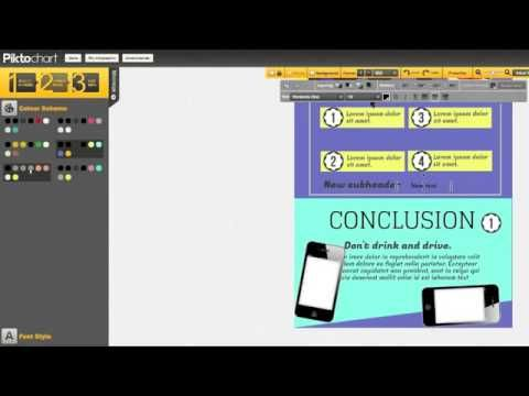 Infographic Tutorial infographic tutorial piktochart : 1000+ images about Picto...info... on Pinterest   How to make an ...