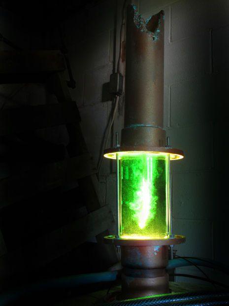 eigenbau lavalampe