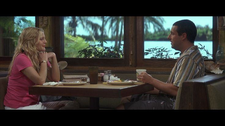 Cinematic Sara: 50 First Dates