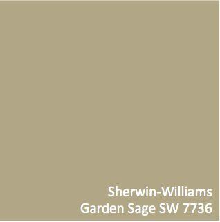 Sherwin Williams Garden Sage Sw 7736 Hgtv Home By