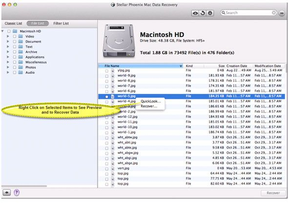 fix Unable to Copy From Mac to Hard Disk