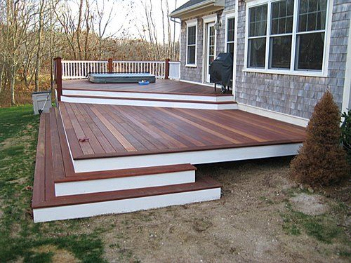 low+deck+ideas+ | Need Low Deck Build Help PLEASE! - Decks & Fencing - Contractor Talk