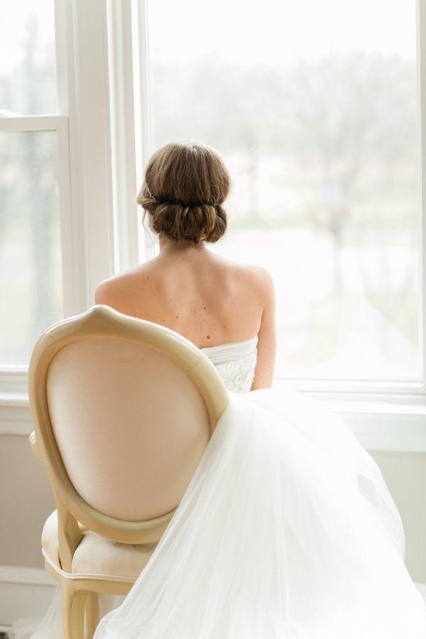 Unique Wedding Updo | photography by http://emiliajanephotography.com/
