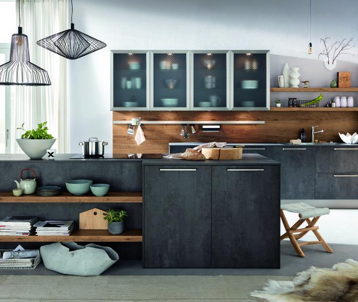 Eine wunderschöne häcker küche der hersteller ist teil unseres sortiments küchenhauswinter design kitchenkitchen