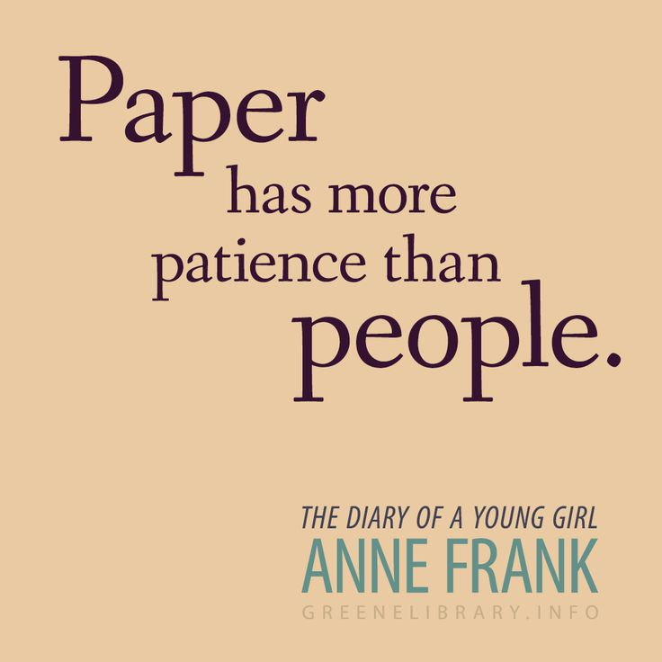 a literary analysis of the diary of a young girl by anne frank Diary of anne frank literary devices simile  we shall have to be quiet as a mice, so that the neighbors don't hear us pg33 - michelle - being quiet as a mice meant that they had to be very silent and couldn't make noise.