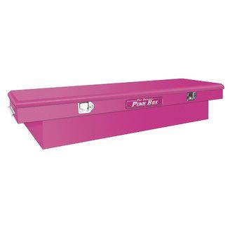 The Original Pink Box 70 Truck Box