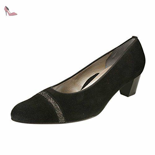 Ara shoes 12–40101–08 aG (noir) - Noir - Noir, Taille 43 EU