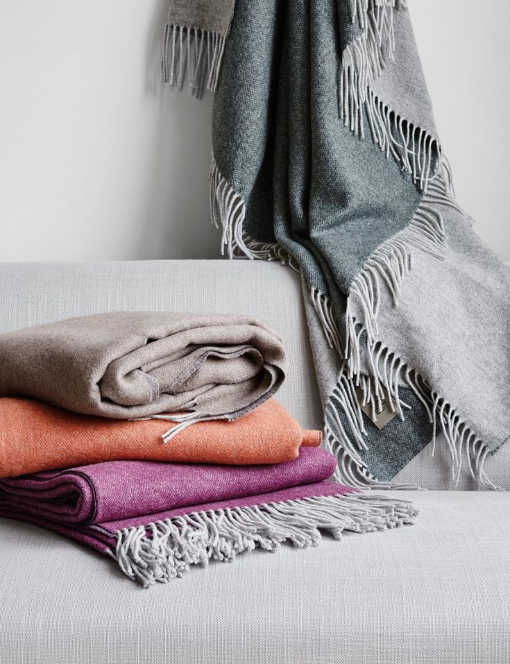 Abode Living - Blankets and Throws - Tia Throw  - Abode Living