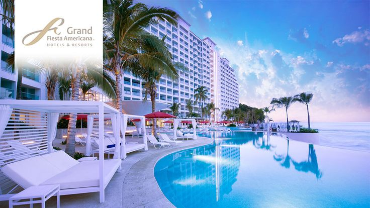 Puerto Vallarta Vacations - NEW: Grand Fiesta Americana Puerto Vallarta All-Inclusive Adults Only - Sharing special times together is the essence of this grand hotel in Mexico`s legendary Pacific Coast resort town in Puerto Vallarta.