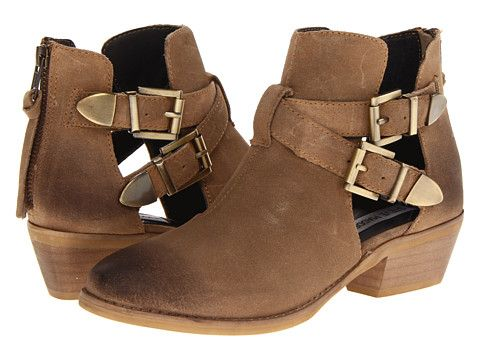 Steve Madden Cinch- love the cut outs