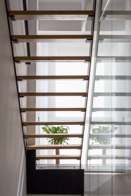Chiralt Arquitectos ValenciaCastelló una vivienda estilo nórdico - Chiralt Arquitectos