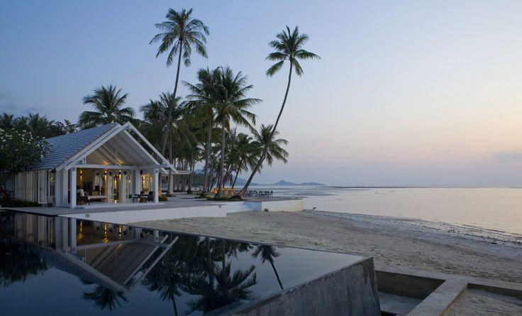Heavenly Retreat   Koh Samui - Nur wenige Schritte zwischen Pool und Meer