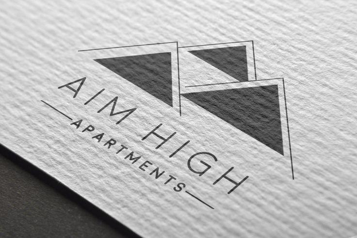Aim High Apartment logo